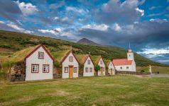 Island, Grassodenhäuser_© Ragnar Th Sigurdsson (Iceland.is)