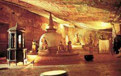 Dambulla_Höhlentempel