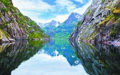 HurtigrutenSommer_© Altafotos