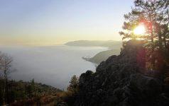 Baikalsee_Sonne