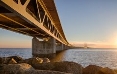 Oresundsbron bridge