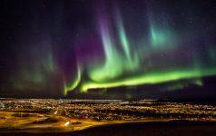 Reykjavik_Norther lights_-� Ragnar Th Sigurdsson (Iceland.is)