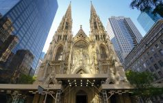 New York, St.Patrick Cathedrale