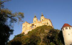 Sicht zum Stift  view to the Abbey