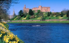 INVERNESS CASTLE, INVERNESS, HIGHLAND.PIC: P.TOMKINS/VisitScotland/SCOTTISH VIEWPOINTTel: +44 (0) 131 622 7174  Fax: +44 (0) 131 622 7175E-Mail : info@scottishviewpoint.comThis photograph can not be used without prior permission from Scottish Viewpoint.
