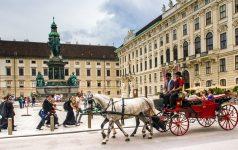 Wien Hofburg Fiaker (c) Pixabay