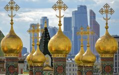 Moskau Gegensätze (c) Pixabay