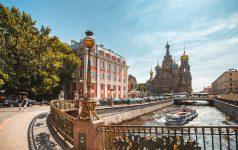 Moskau und St. Petersburg (c) Pixabay