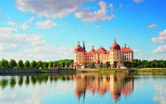 Schloss Moritzburg, Deutschland