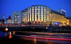 Hotel Melia Berlin Aussenansicht