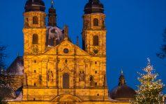 Dom Weihnacht (C) Christian Tech_Tourismus und Kongressmanagement der Stadt Fulda