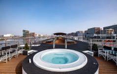 Sonnendeck Whirlpool © Scylla AG